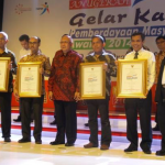 Aqua Raih GKPM Awards 2014