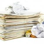 Cara Memanfaatkan Limbah Kertas