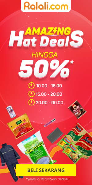 Diskon Hot Deals 2018