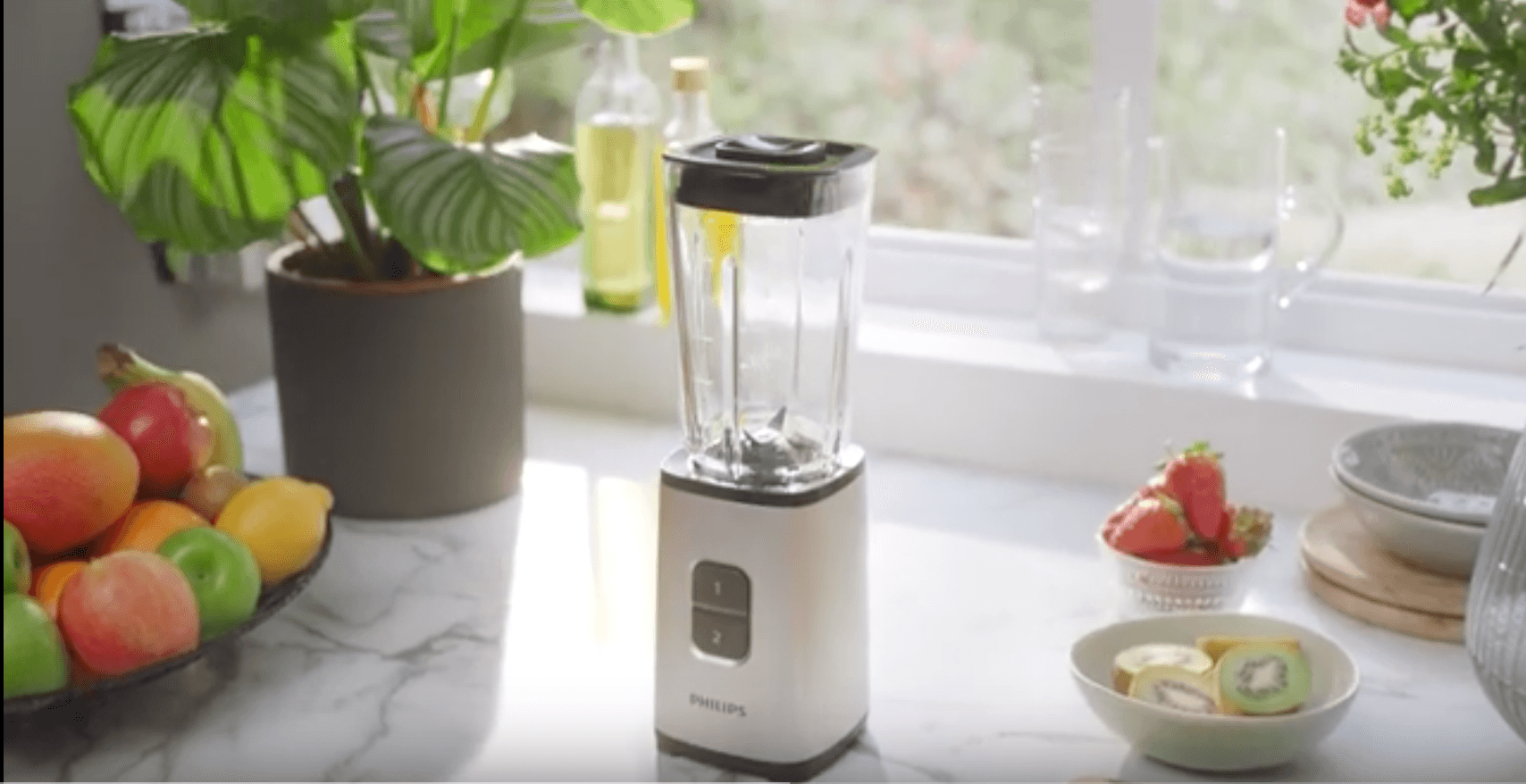 Blender Philips Mini HR 2874